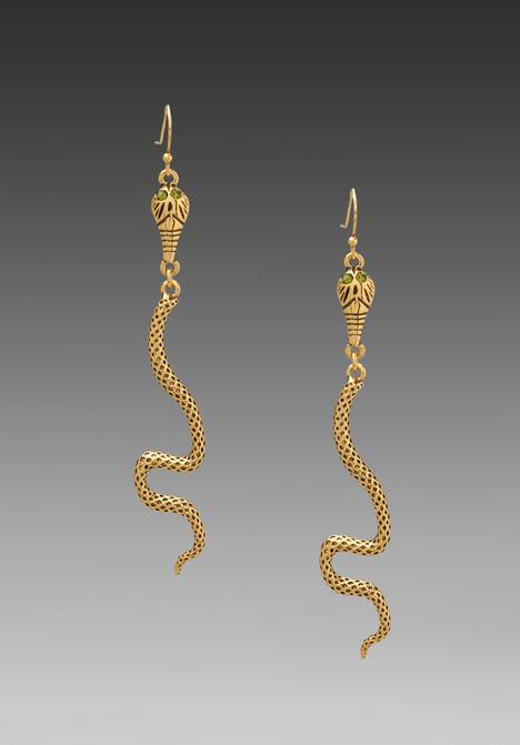 Trina Turk Snake Earring
