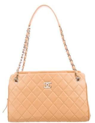 Chanel CC Shopping Tote