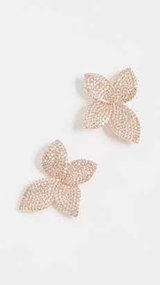 Theia Jewelry Plumeria Earrings