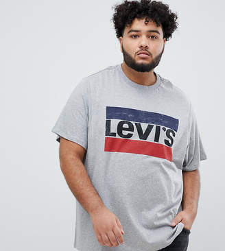 cb33e0c6 Levi's Grey Fitted Tops For Men - ShopStyle UK