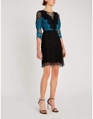 Sandro Belladone lace dress