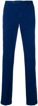 Hackett plain chinos