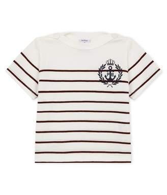 Petit Bateau (プチ バトー) - ボーダー半袖Tシャツ
