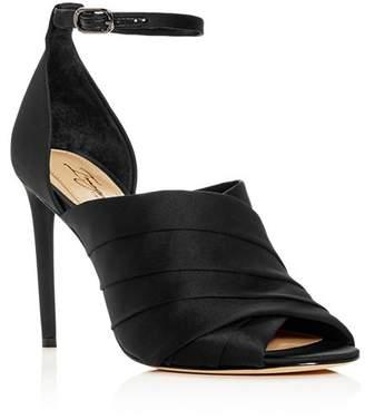 Vince Camuto Imagine Women's Rander Satin High-Heel Sandals