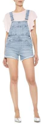Joe's Jeans Short Denim Overalls