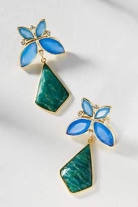 Kanupriya Butterfly Drop Earrings