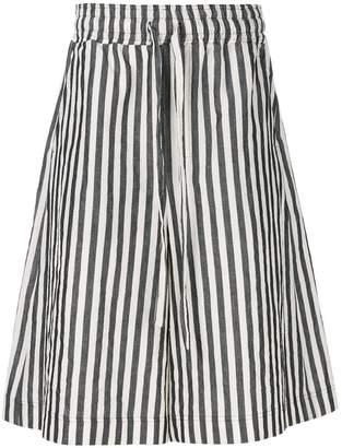 Damir Doma striped shorts