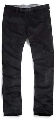 Todd Snyder Sutton Corduroy Trouser in Black