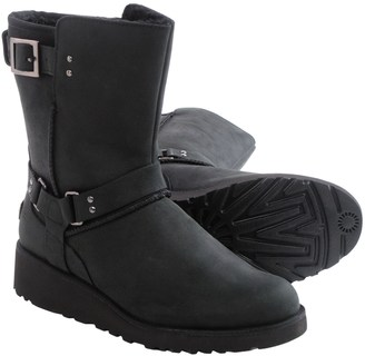 UGG® Australia Maddox Leather Boots (For Women) $99.99 thestylecure.com