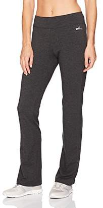 Spalding Women's Slim-Fit Yoga Pant
