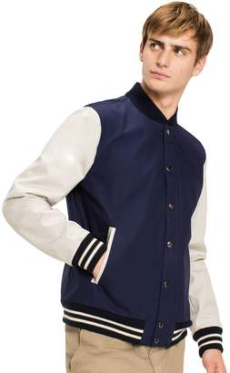 Tommy Hilfiger Spring Weight Varsity Jacket