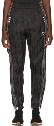 adidas By Alexander Wang by Alexander Wang Black AdiBreak Track Pants