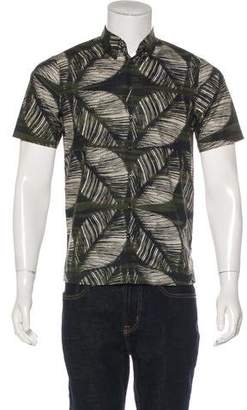 DSQUARED2 Short Sleeve Casual Shirt w/ Tags