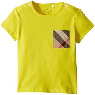 Burberry Mini Short Sleeve YNG Tee Boy's Clothing
