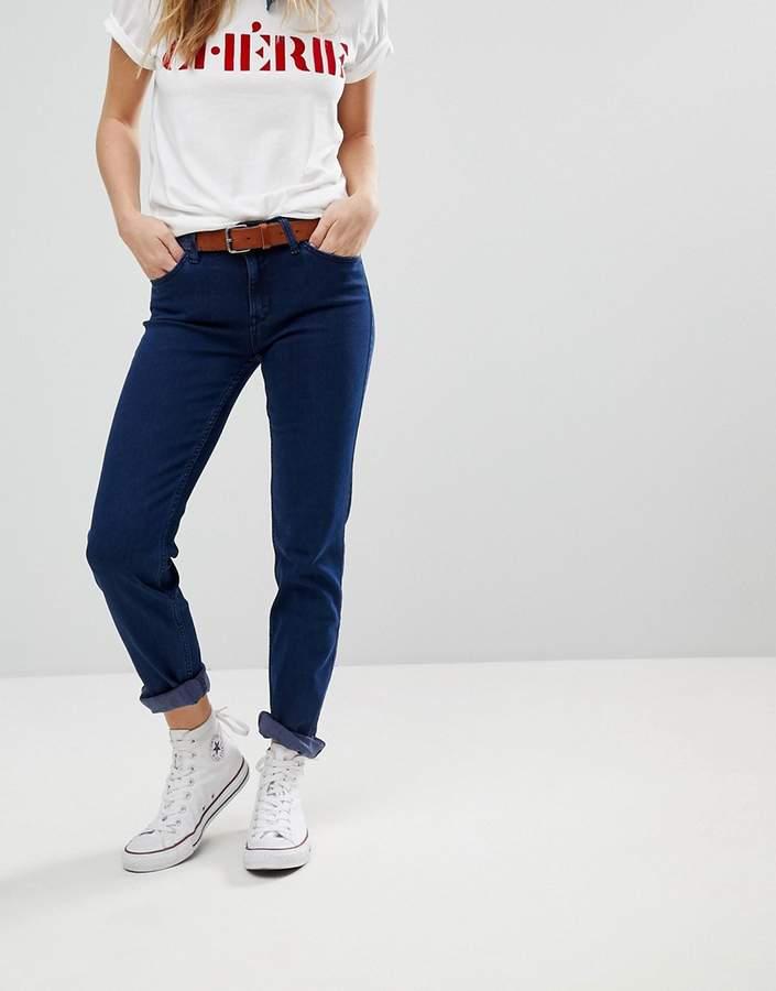 – Elly – Gerade geschnittene Jeans