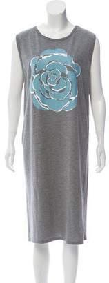 6397 Sleeveless Midi Dress