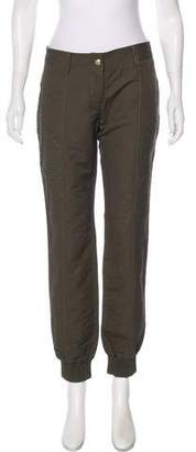 Pierre Balmain Mid-Rise Skinny Pants