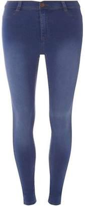 Dorothy Perkins Womens **Tall Blue 'Frankie' Super Skinny Jeans
