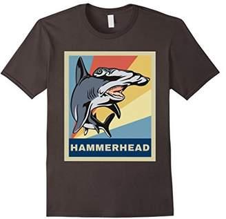 Retro Hammerhead Shark Vintage T-Shirt