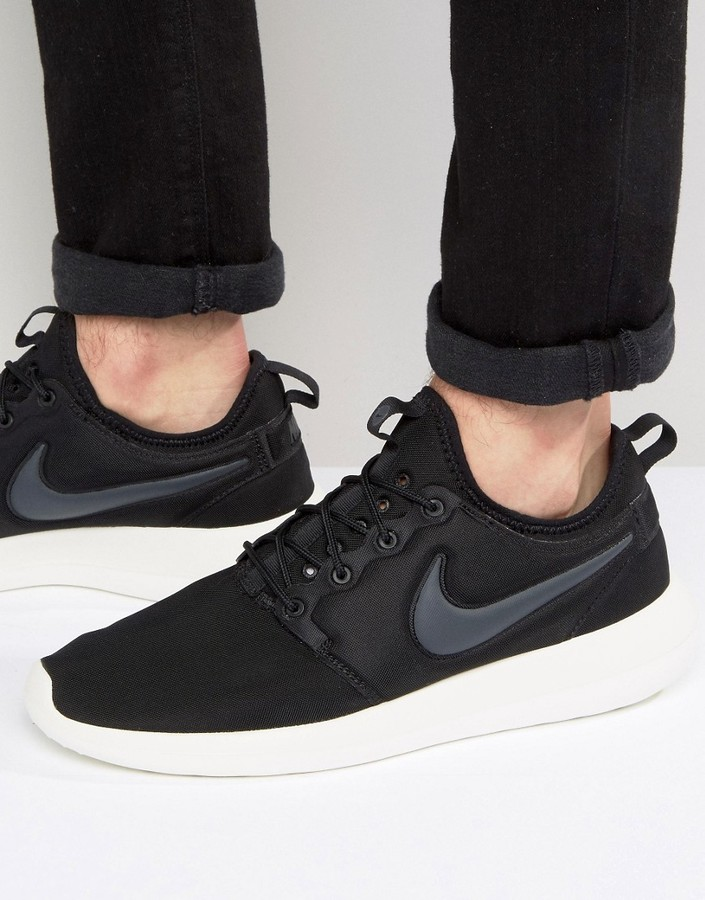 chptsi Men\'s Nike Roshe Black - ShopStyle Australia