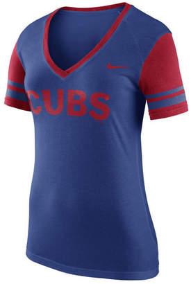 Nike Women's Chicago Cubs Fan Top