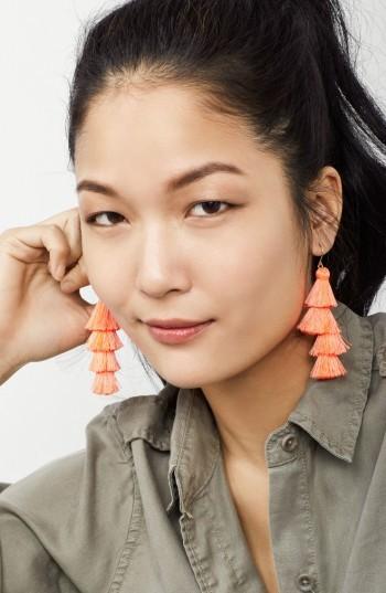 Women's Baublebar Gabriela Fringe Earrings 5