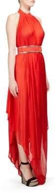 Balmain Halter Gown
