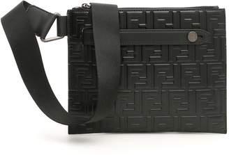 Fendi Ff Messenger Bag