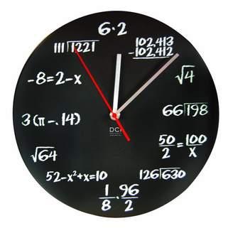 DCI Product Pop Quiz Clock