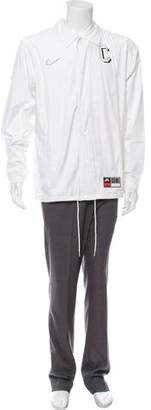 Nike Graphic Water-Repellent Windbreaker w/ Tags