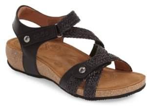 Taos 'Trulie' Wedge Sandal