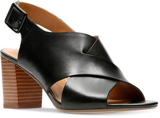 Clarks Collection Women's Deva Janie Sandals Women's Shoes