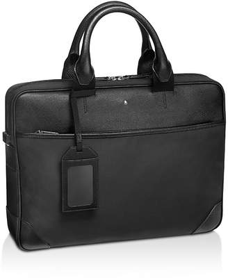 Montblanc Satorial Jet Document Case Slim Briefcase
