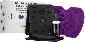 Sephora Brush Cleaning Essentials Set