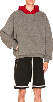 Fear of God Heavy Terry Everyday Hoodie $699 thestylecure.com