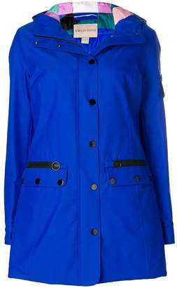 Emilio Pucci hooded weather resistant jacket