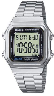 Casio Collection Unisex Adults Watch A178WEA-1AES