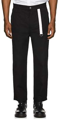 Helmut Lang Men's Cotton Work Trousers