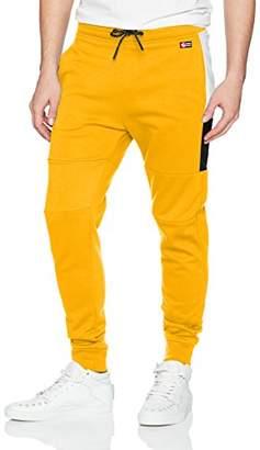 Southpole Men's Tech Fleece Basic Jogger Pants