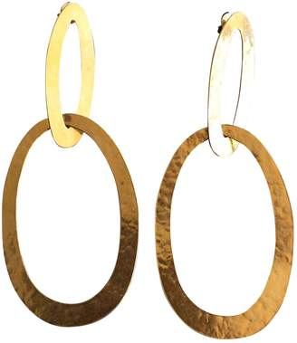 Herve Van Der Straeten Gold Gold plated Earrings