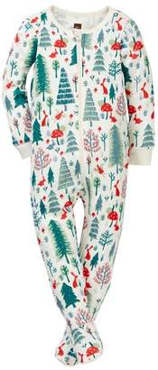 Tea Collection Maeve Pajamas (Baby & Toddler Girls)