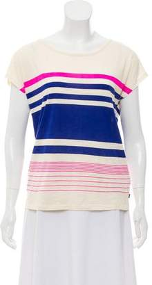 The North Face Striped Short-Sleeve T-Shirt