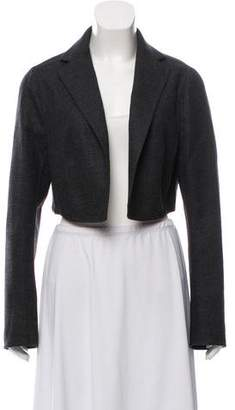 Akris Wool Cropped Jacket w/ Tags
