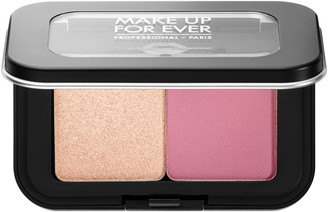 Make Up For Ever MAKE UP FOR EVER - Artist Face Color Mini Highlighter & Blush Duo