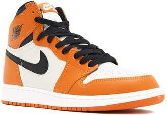 Nike JORDAN 1 RETRO HIGH OG BG (GS) 'SHATTERED BACKBOARD AWAY' - 55441-113