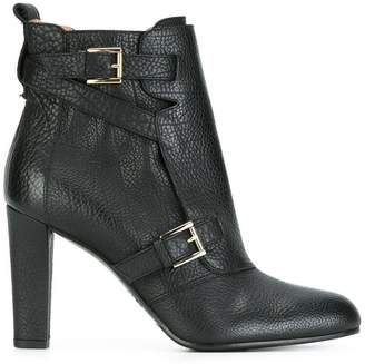 Fratelli Rossetti buckled ankle boots