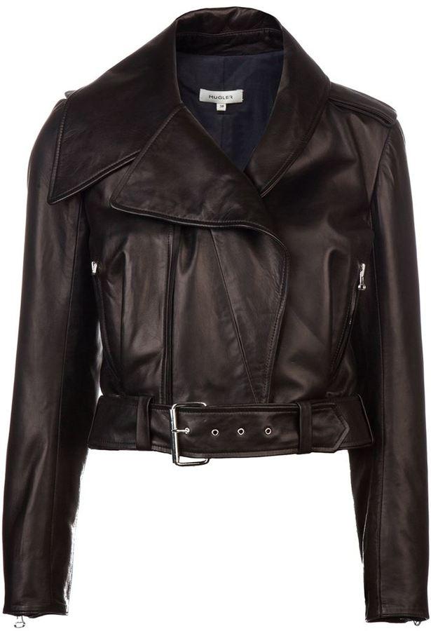 Thierry Mugler Biker jacket