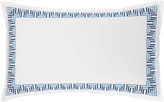 "Sferra Casa Branca for Labirinto Decorative Pillow, 12"" x 22"""