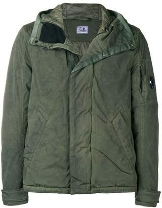 C.P. Company zipped bomber jacket