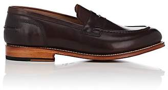 Grenson MEN'S MAXWELL LEATHER PENNY LOAFERS